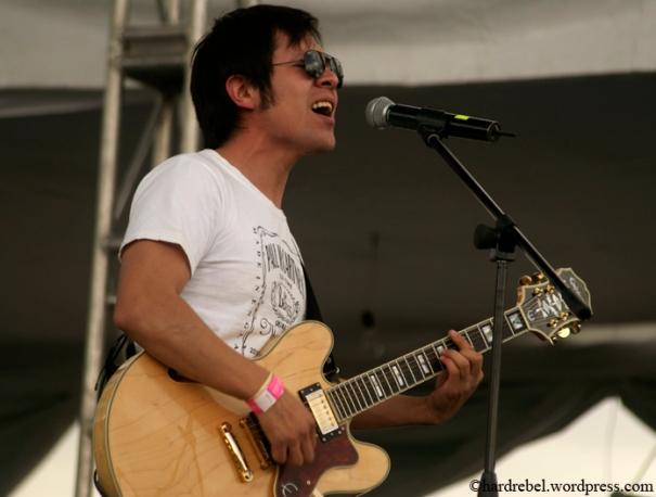 Comisario pantera @ Música para los dioses 2011