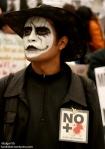 Marcha contra la imposición