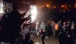 Feria de la Pirotecnia, quema de Toros